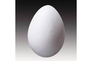 Putų polisterolo kiaušinis sumaunamas 16 cm. 6768075