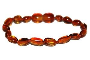Baby bracelet, amber