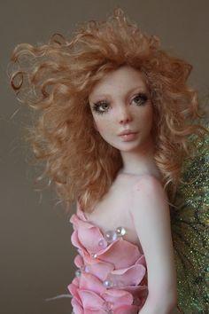 Lėlės iš modelino - kaip pasidaryti?