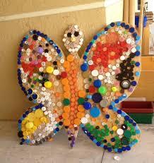 Mozaika - idėjos vaikų rankdarbiams